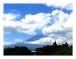 富士山がっ!