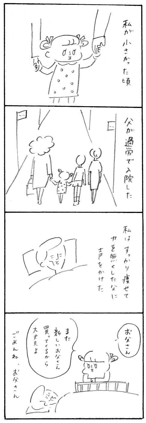 【育児関係ない日記】両親への懺悔1