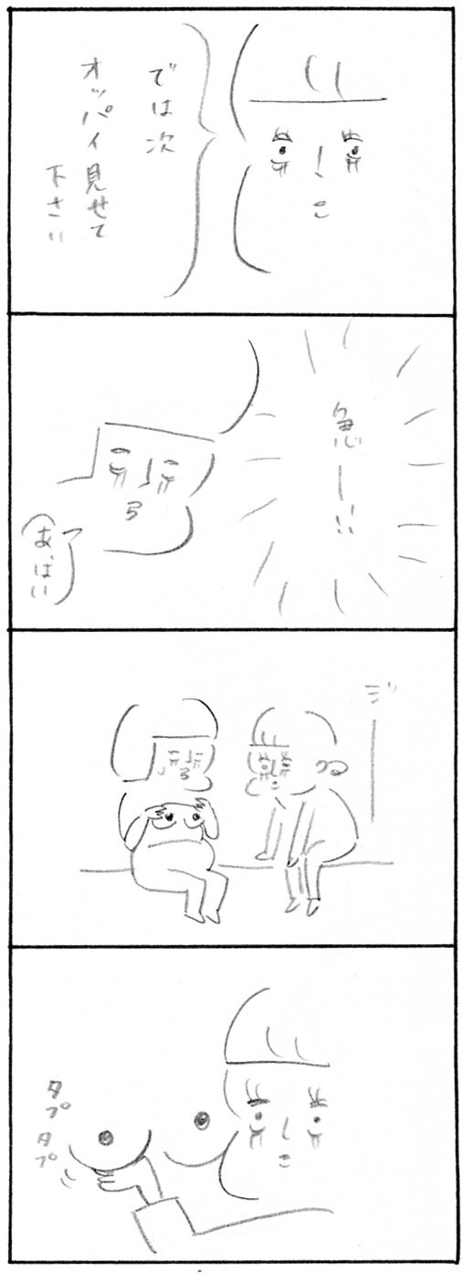【妊娠日記エピソードゼロ】乳首マッサージ5