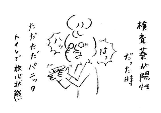 【妊娠日記2】発覚時