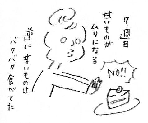 【妊娠日記7】味覚が変わる