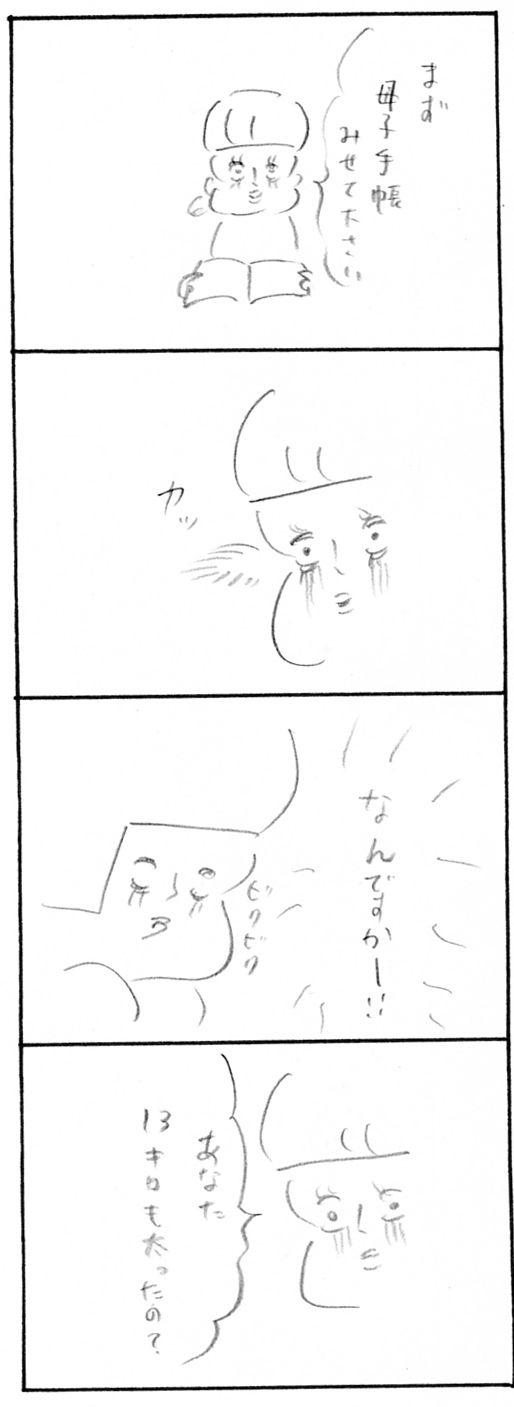 【妊娠日記エピソードゼロ】乳首マッサージ3