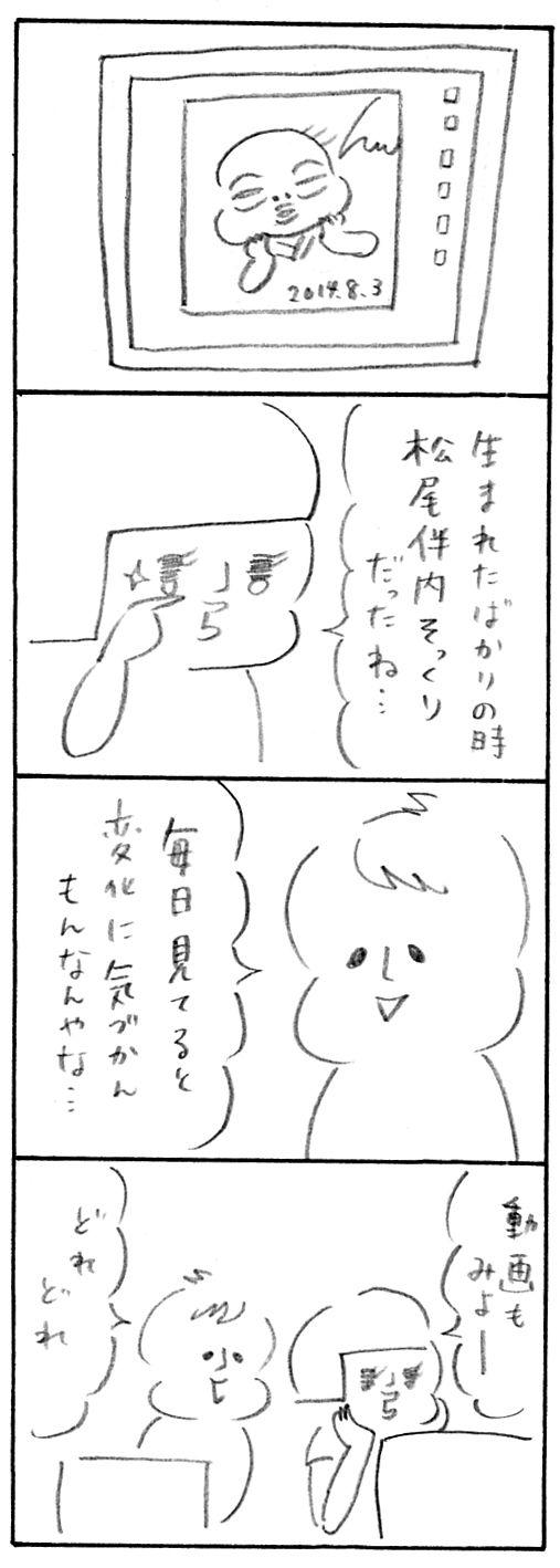 【育児日記57】息子の誕生日3