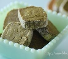 抹茶のアーモンド米粉クッキー