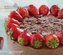 ショコラクリームケーキ