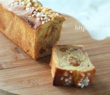 シナモンカラメルアップルケーキ