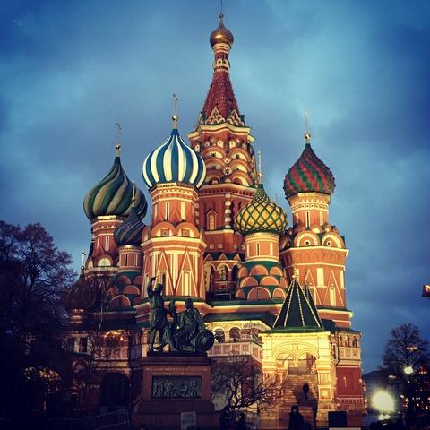 ロシア*旅のかけら