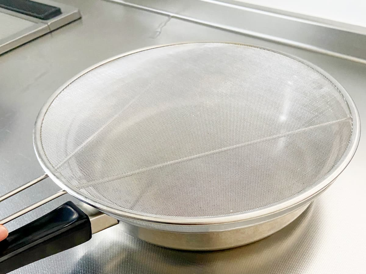 キッチン周りが汚れない