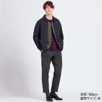 UNIQLOのジャケット