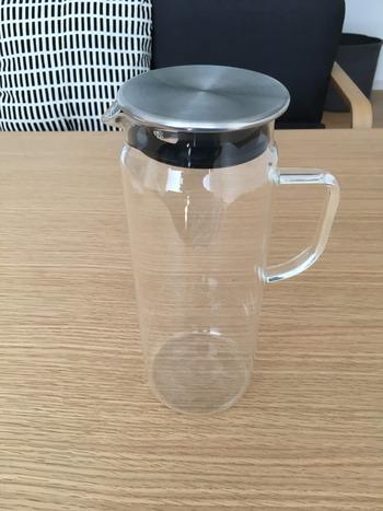耐熱ガラスピッチャー(冷水筒)