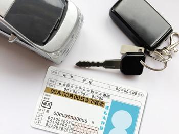 運転免許証が返納
