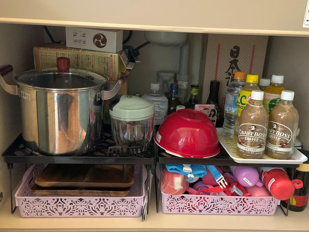 キッチンが使いやすくなる片付け!アフター