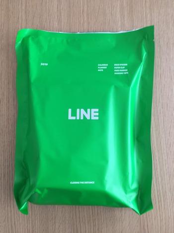 LINEからのプレゼント