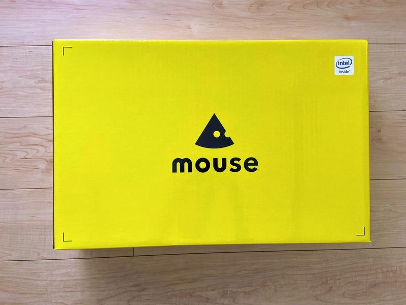 マウスのパソコン