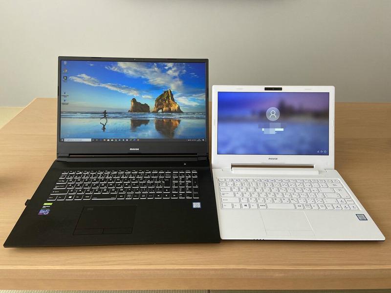 パソコン比較