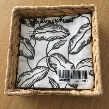 IKEAのペーパーナプキン