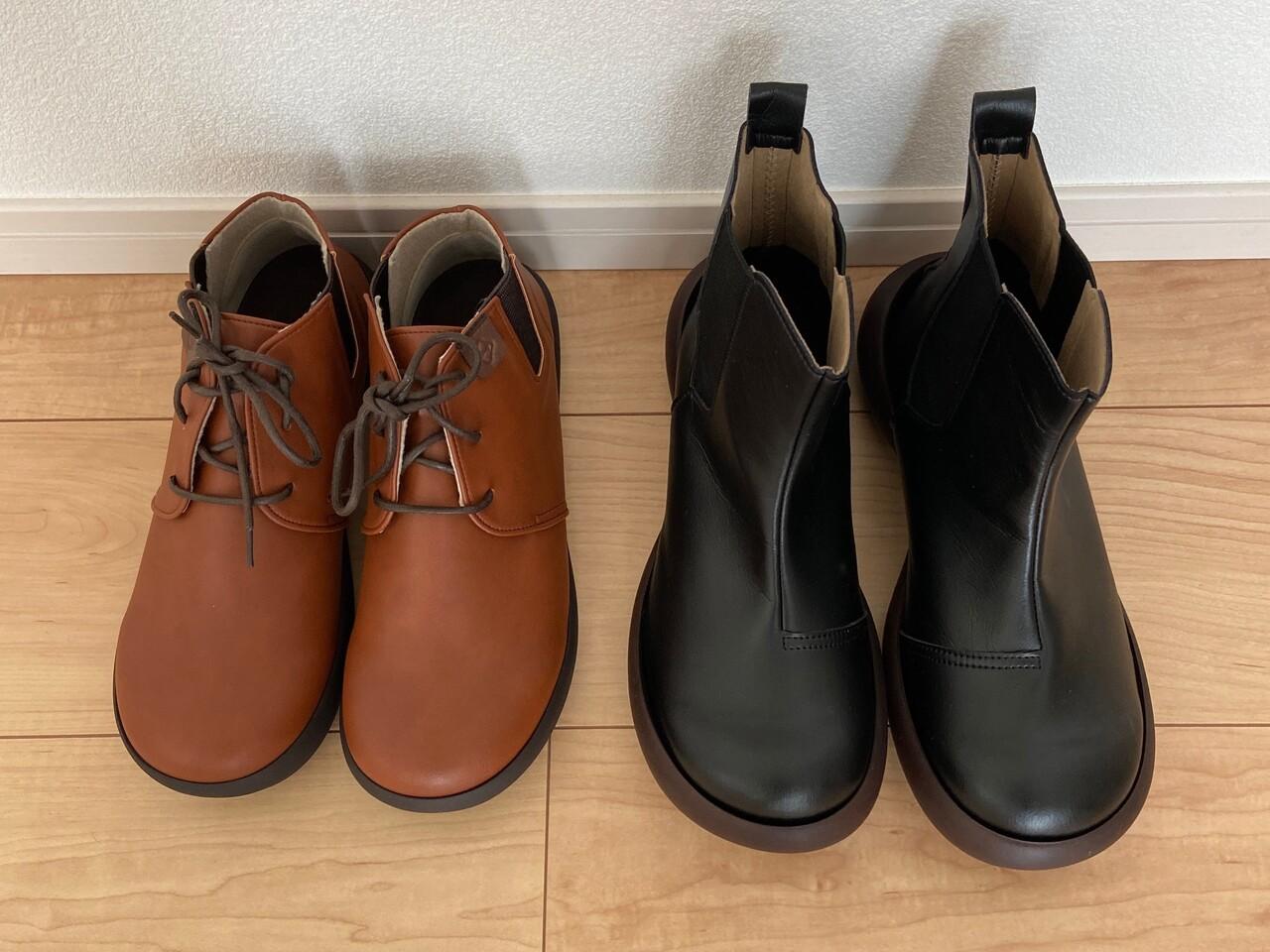 リゲッタカヌーで私が買った靴