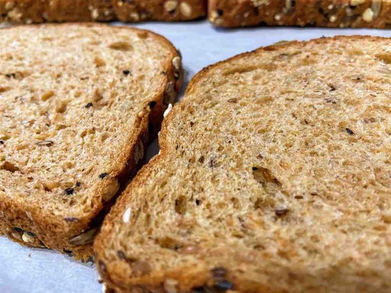 オーガニック21穀パン