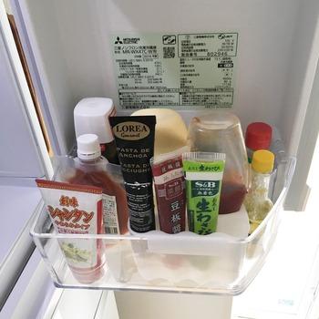 冷蔵庫収納に便利な物