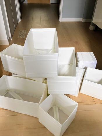 IKEAのボックス