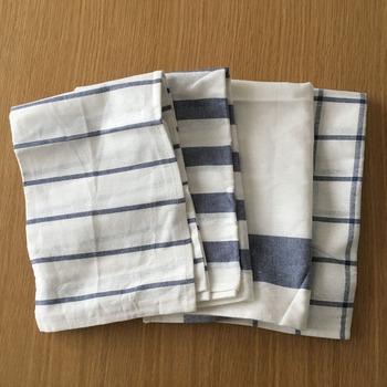IKEAのタオル