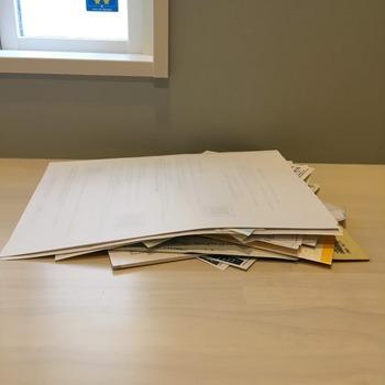 紙類の断捨離