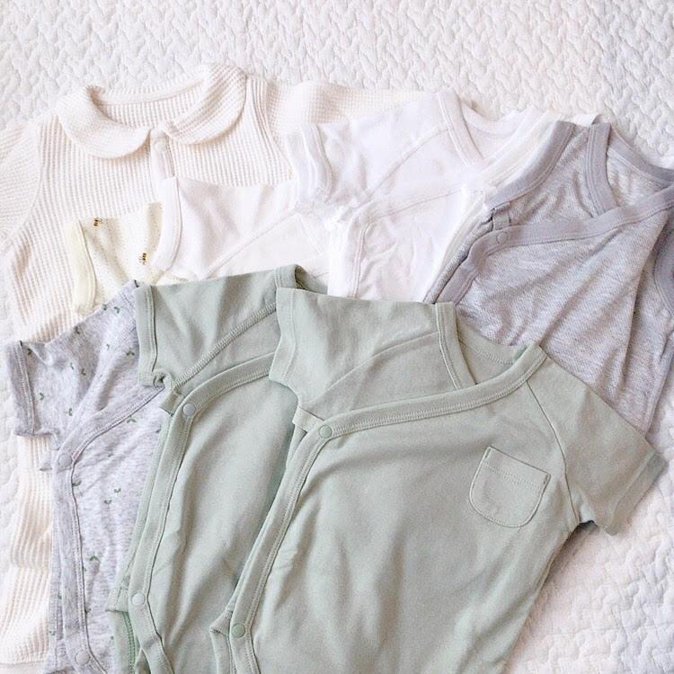 UNIQLOの新生児服