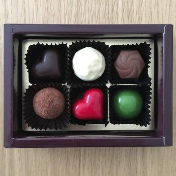 チョコレートの引き出物