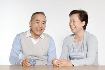 健康な夫婦