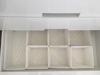 IKEAの収納ボックス