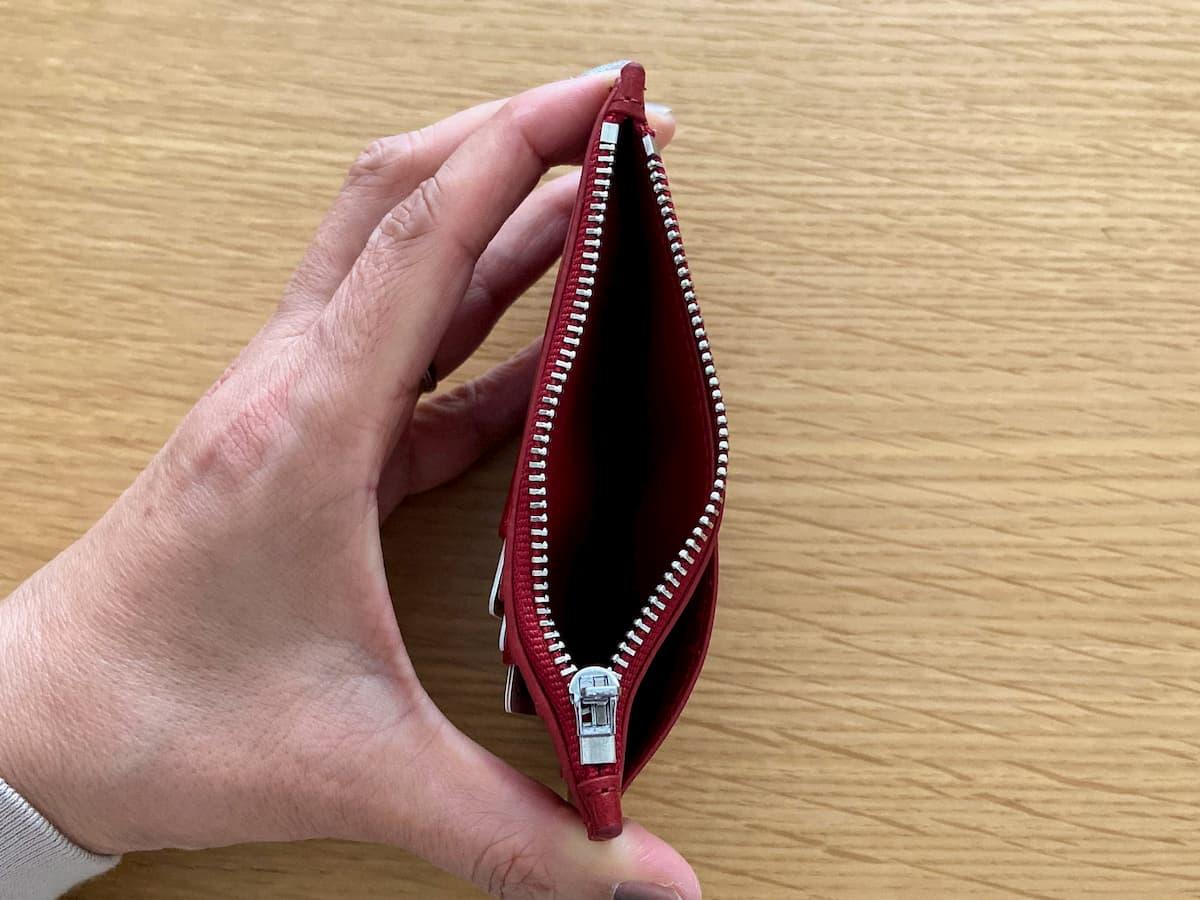 極小財布の小銭入れ