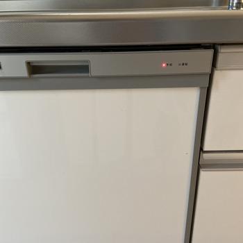 食洗機が壊れました