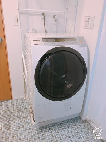 娘の洗濯機