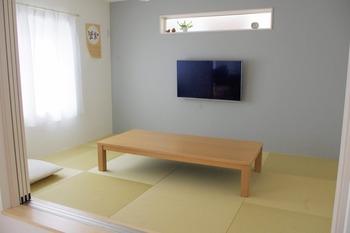 我が家の和室