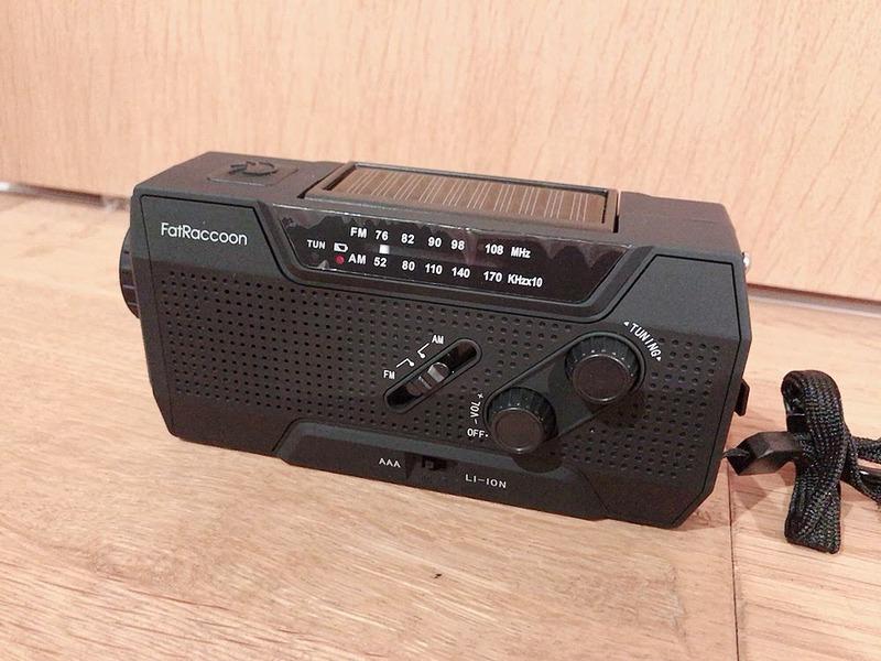 多機能ラジオ