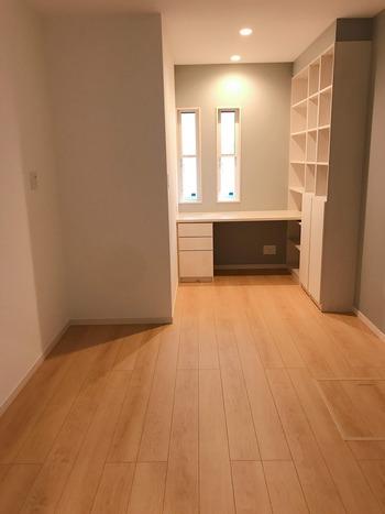 我が家の床の色