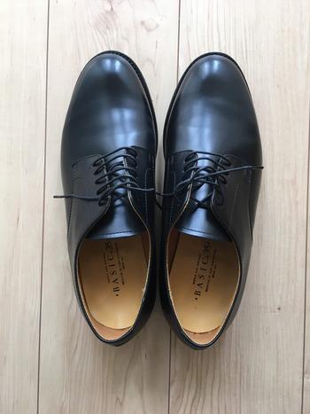 シューフィッターさんにピッタリの靴を選んでもらった