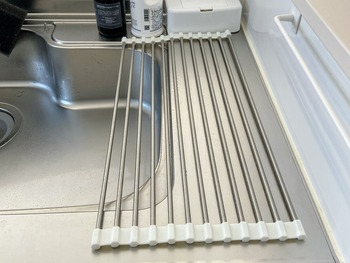 IKEAの水切りの使い方
