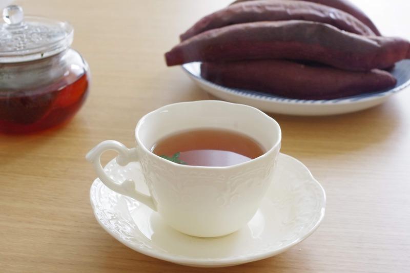 美味しいお茶時間