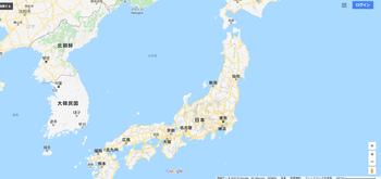 - 日本 - Google マップ_2