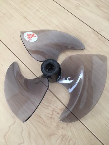 シャーププラズマクラスター搭載3D扇風機(リモコン付) PJ-H2DS-W