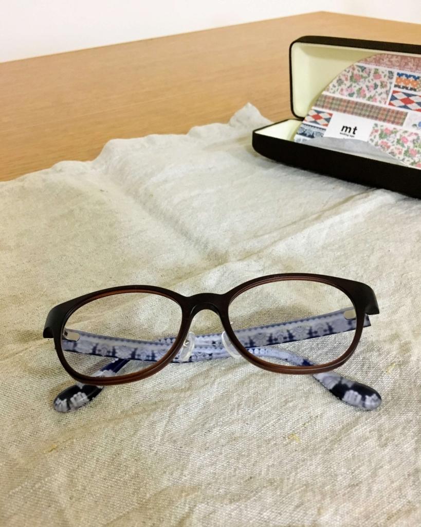 近々両用メガネ