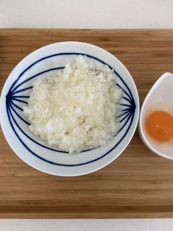 究極のTKG(卵かけご飯)