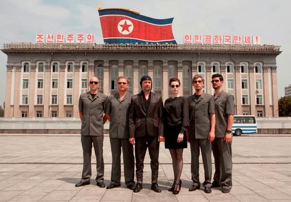 『北朝鮮をロックした日』メイン