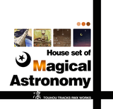 Astronomy set Artwork