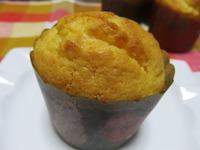 マーマレードのカップケーキ