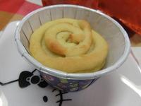 米粉とさつま芋のケーキ