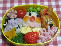 楓ちゃんのお弁当