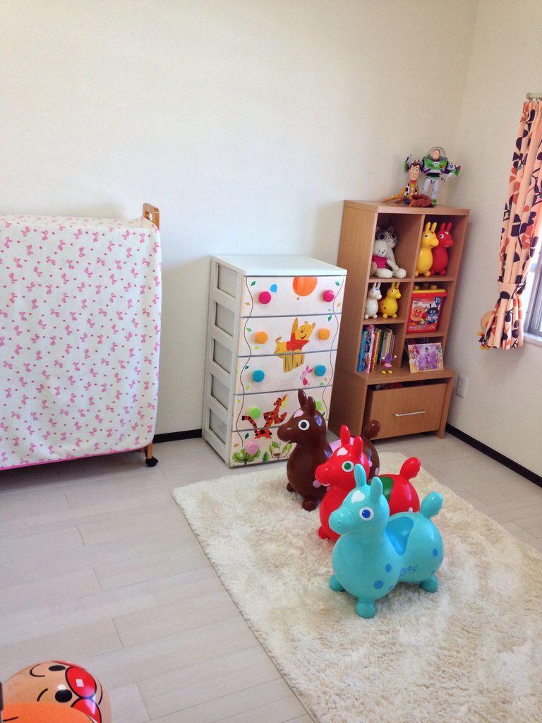 ☆子供部屋にウォールステッカー☆ : ほのぼのlife
