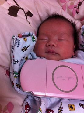 ぽこ&PSP